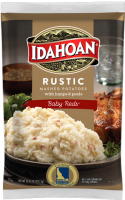 Idahoan Rustic Mashed Potatoes Baby Reds