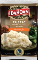 Idahoan Rustic Mashed Potatoes with Lumps Homestyle