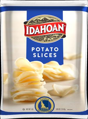 Potato Slices 5 Pound Bag