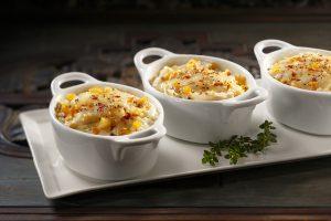 Casserole Aji Amarillo in 3 Dishes