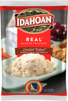 Idahoan Real Loaded Baked Reduced Sodium with Vitamin C Pouch