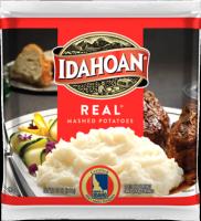 Idahoan Real Mashed Potatoes Pouch