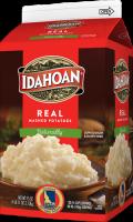 Idahoan REAL Naturally Mashed Potatoes Carton