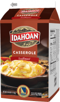 Idahoan Scalloped Potatoes Carton