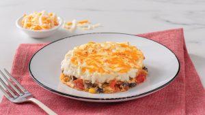 Tex-Mex Chicken Shepherd's Pie